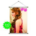 Banner Impressão Digital 100x70cm